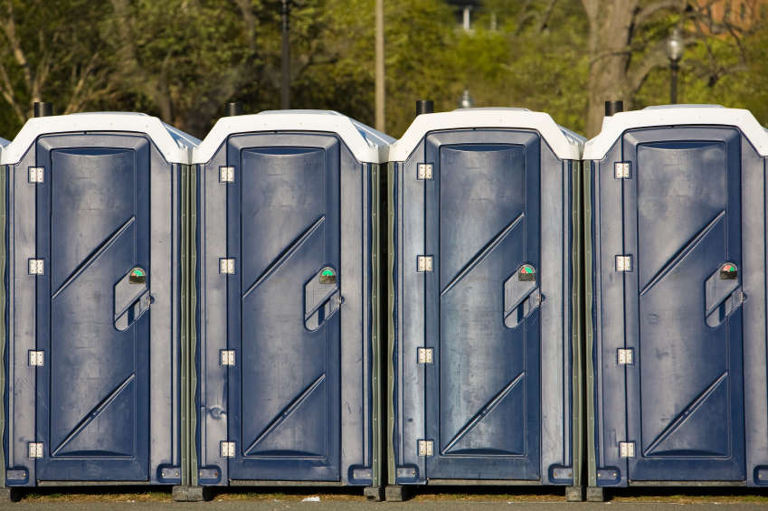 Portable Toilets in Los Angeles